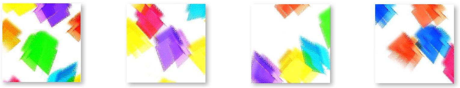 grafismo squares