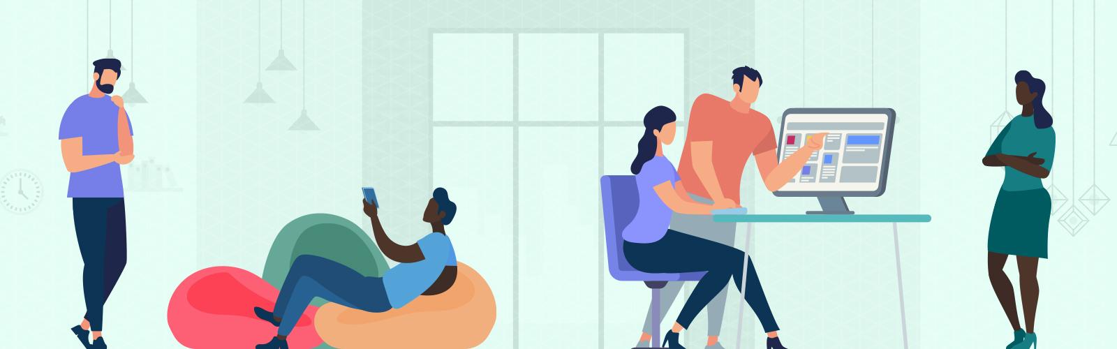 Assim como vimos anteriormente, para garantir um ambiente de trabalho mais produtivo e inovador, as empresas precisam colocar-se como agentes do bem-estar, prezando pela qualidade de vida de seus colaboradores para que assim, eles apresentem melhores resultados.